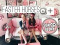 Faster Horses VLOG with Soap & Glory | MeganandLiz