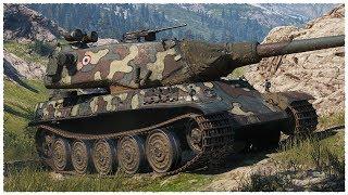 AMX M4 mle. 51 • Maximum Damage • WoT Gameplay