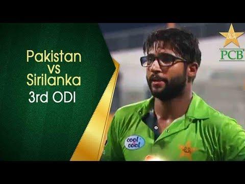 Pakistan vs Sri Lanka - 3rd ODI PCB thumbnail