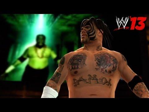WWE '13 Community Showcase: Umaga (Xbox 360)