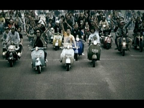 Slank - My Scooter Love (Official Music Video)