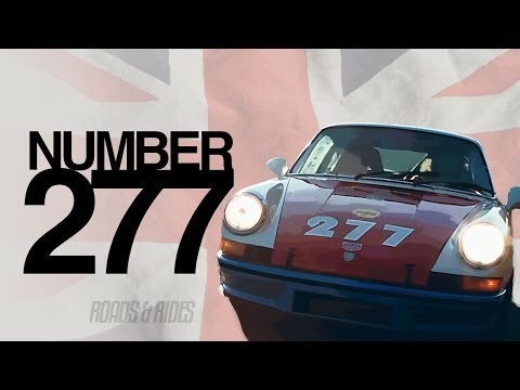 Magnus Walker Canyon Carving In His Fave 911T | Roads And Rides