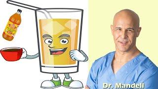 The Best Dose of Apple Cider Vinegar to BURN BELLY FAT - Dr Alan Mandell, DC
