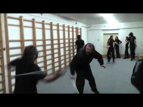 A.R.G.O. PROFILM: AKA - akademie rytířských umění, Atelier šavle