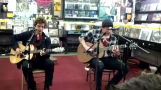 Deer Tick 34 Big House 34 Live Raw Acoustic A Vintage Vinyl Stl 11 3 2013