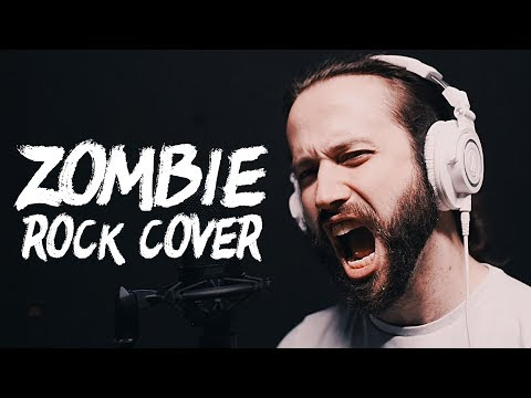Download ZOMBIE  Bad Wolves  The Cranberries METAL COVER by Jonathan Young