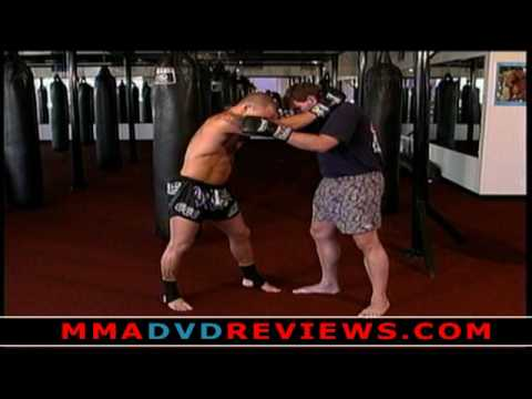 Rob Mccullough - Using Muay Thai Clinch for Knees Image 1