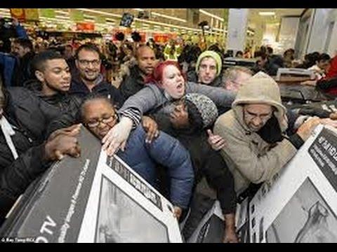 Pleitos y caos durante el Black Friday en tiendas de Estados Unidos