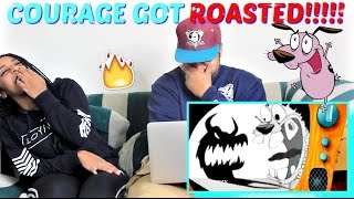 """COURAGE THE COWARDLY DOG: EXPOSED"" By Berleezy REACTION!!!"