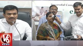 Civil Supply Commissioner CV Anand: Ration Card Portability To Start On March 1