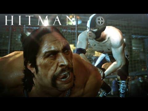 Hitman: Absolution. Прохождение Легенда. 13. Ночь состязаний.