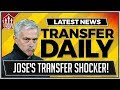 MOURINHO's Shock MANCHESTER UNITED Transfer News