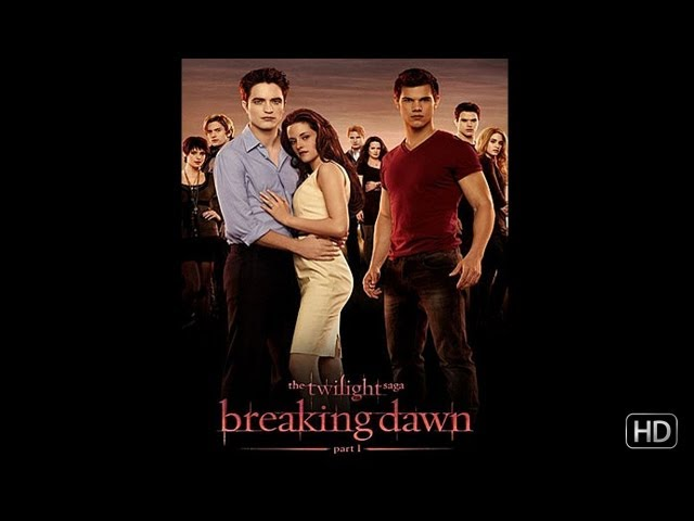 The Twilight Saga: Breaking Dawn - Part 1 - Trailer 2