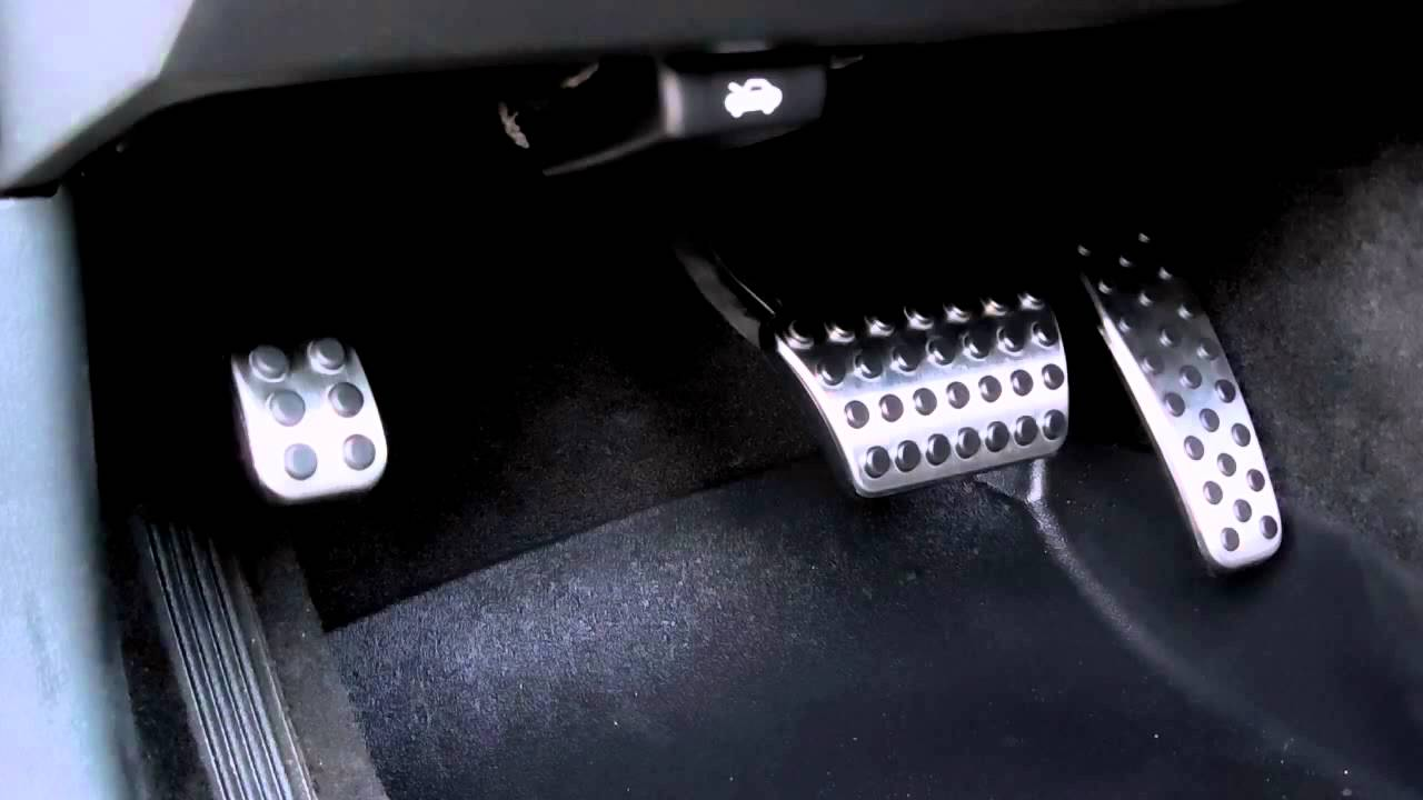 Dodge Challenger OEM Stainless Steel Mopar Pedal Upgrade ...