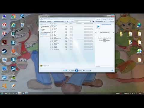 CD umwandeln in mp3