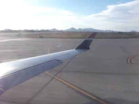 mesa crj 900 takeoff tucson