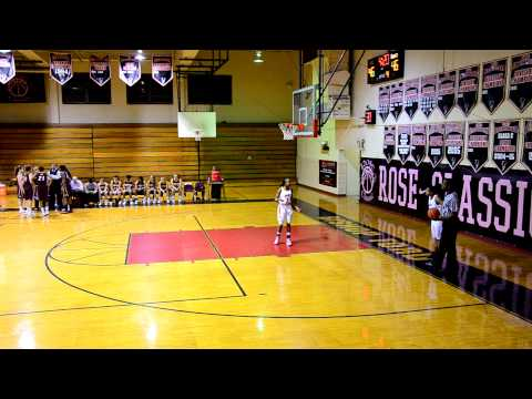 7 | Girls | Bishop Ford Central Catholic High School ( Brooklyn ) Vs Christ The King ( Queens )