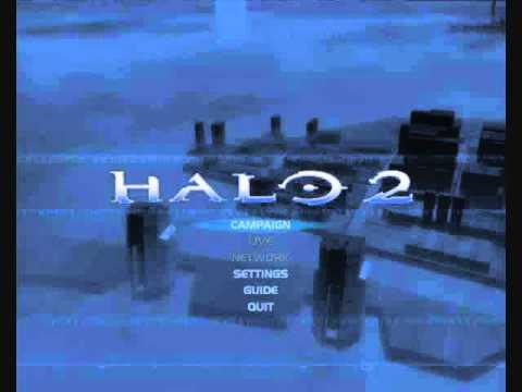 Halo 2 Menu Theme