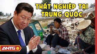 Thất nghiệp lan rộng tại Trung Quốc khi nền kinh tế lao dốc không phanh | Tiêu điểm quốc tế | ANTG
