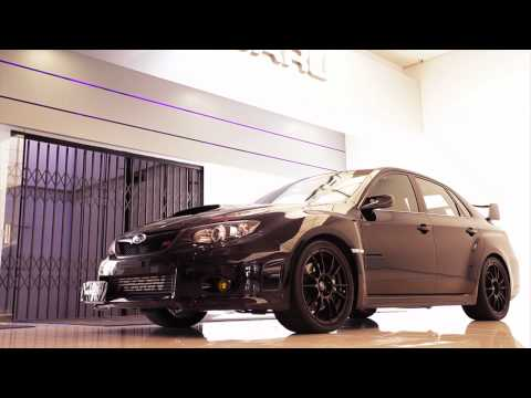 Subaru STI - 460 hp [FULL HD]