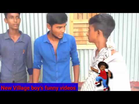 New Village boy's funny videos ♨Whatsapp funny videos compilation