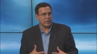 George Plaster on FOX 17 Sports show