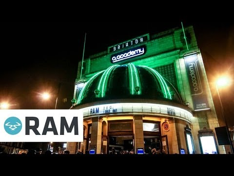 RAM – O2 Brixton Academy Aftermovie – feat Andy C, Wilkinson, Loadstar + more
