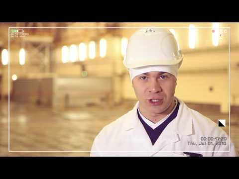 учебный фильм Экскурсия по Атомной электростанции  (АЭС)