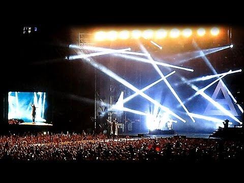 ☆☆☆ KONCERT: Jared 'Kiełbasa' Leto in Poland. 30 Seconds to Mars / Rybnik 22.06.2014