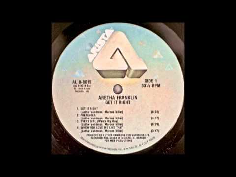 ARETHA FRANKLIN - Every Girl [Wants My Guy] (LP Version) [HQ]