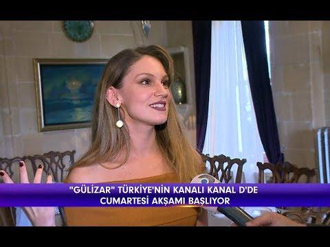 Magazin D - Gülizar'ın setinden ilk görüntüler!