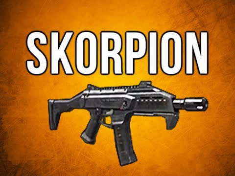 Black Ops 2 In Depth - Skorpion EVO III SMG Review