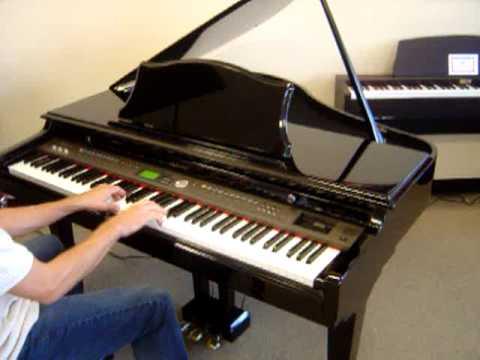 Digital 4 Baby Grand PianoMPG YouTube