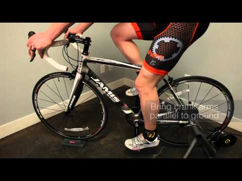 How to do a basic bike fit