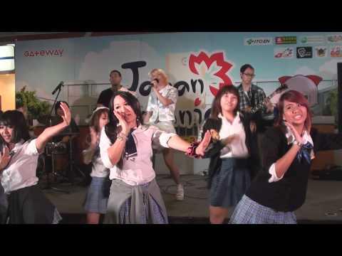 A-live live in JapanManiaFestival School Party (Gateway Ekamai)