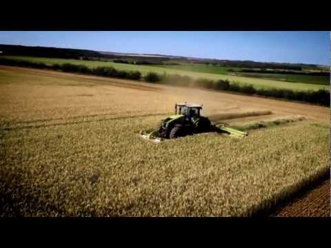 CLAAS AXION 900 / 2012