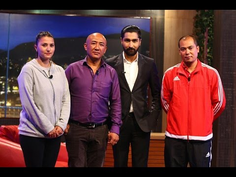 Nepal Basketball Diaries Full Episode (HUAWEI Namaste TV Show)
