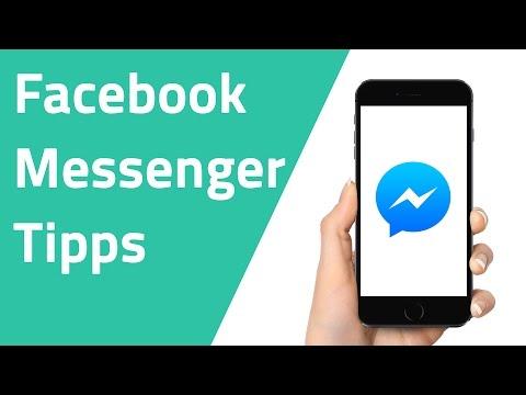 Die 10 besten Facebook Messenger Tipps