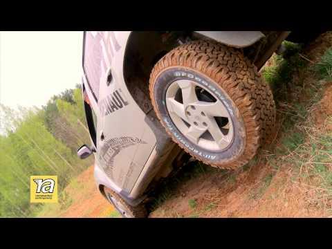 Экстремальный тест Renault Duster
