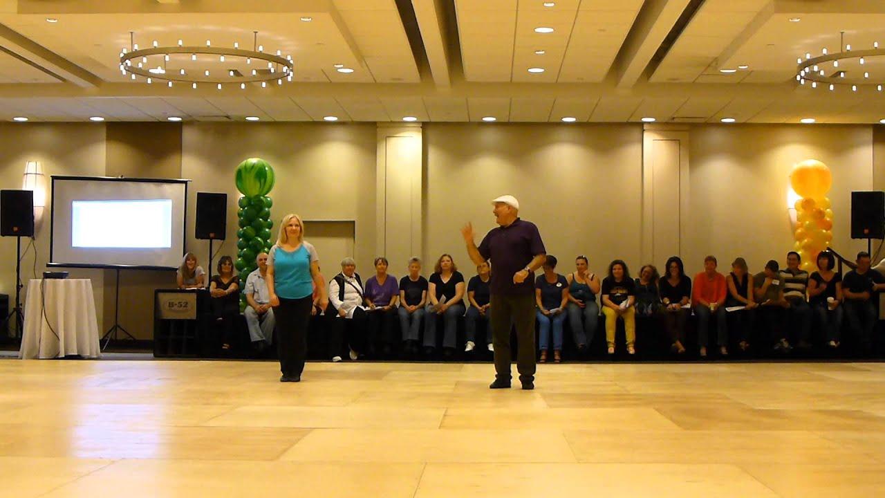 Hips Line Dance Moving Hips Line Dance Demo