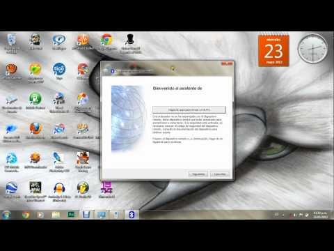 Enviar Archivos Por Bluetooth Desde Mi Pc