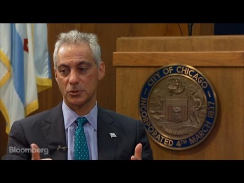 Rahm Emanuel: Chicago in Worldwide Race for Talent