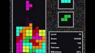 Best Tetris Bot Using Deep Reinforcement Learning