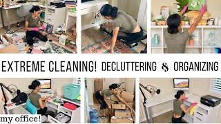 EXTREME CLEANING MOTIVATION // CLEAN WITH ME 2019 // Jessica Tull cleaning