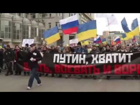 Sunday Peace Marches in Russia: Thousands of Russians to march in Moscow on 21 September