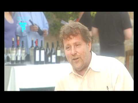 David Rosengarten talks about Greek Culture on New Wines of Greece