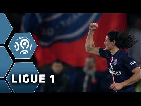 Edinson Cavani : ses 18 buts de la saison 2014/2015 - Ligue 1