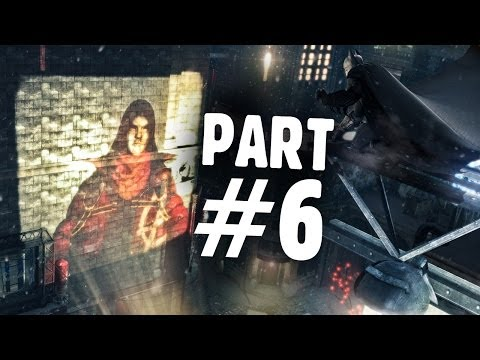 Batman: Arkham Origins Walkthrough Gameplay Part 6 - Anarky (Let's Play Playthrough)
