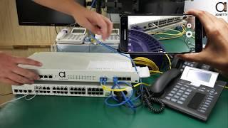 VoIP SIP phone & POTS phone Over Same Fiber Via Same Mux!?