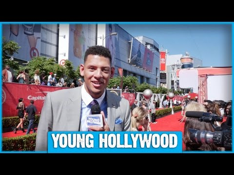 Isaiah Austin Makes Hosting Debut at the ESPYs!